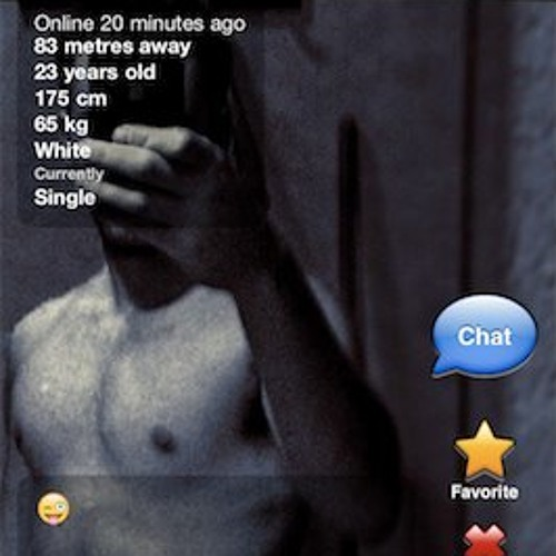 Come a Little Closer - a Grindr Love Song