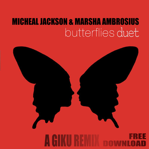 Butterflies Duet - Michael Jackson & Marsha Ambrosious