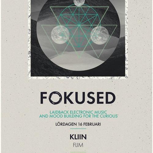 kliin @ Fokused 16 feb 2013