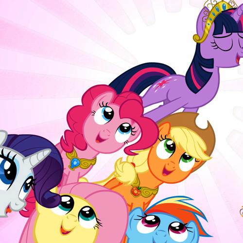 My Little Pony - True, True friend