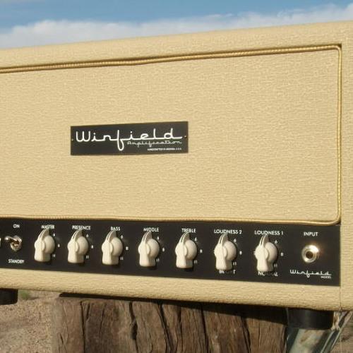 Winfield Thomas 18 Watt - No Pedals