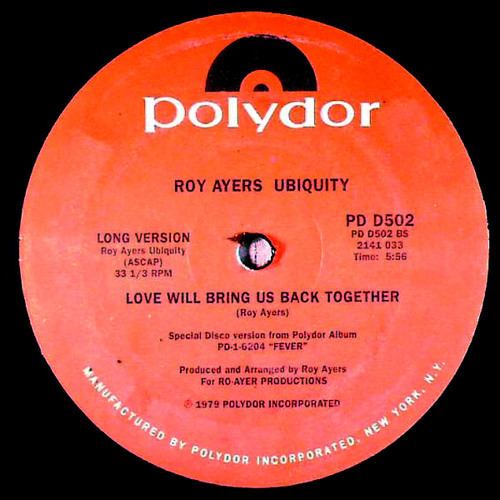 LOGISM - Love will bring us togheter [Roy Avers]
