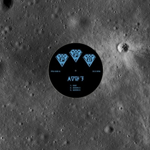 "MOON B \ SUSSEGAD \ PPU-048 12"" EP"
