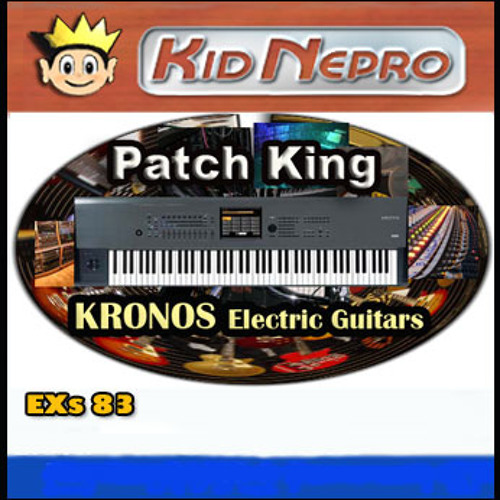 Kid-Nepro-Electric-Guitars