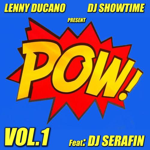 POW VOL.1  ft DJ SERAFIN