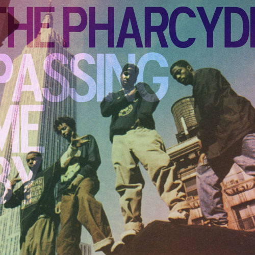 The Pharcyde - Passin' Me By (Over the Top Remix)