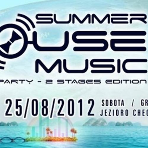 Conrad eS @ Summer House Music 2012.08.25