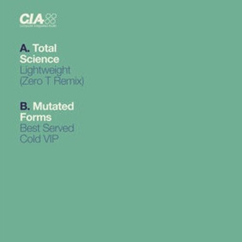MUTATED FORMS ; BEST SERVED COLD [ V.I.P ] ( CIAUKLTD001)