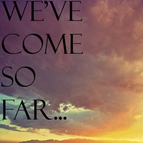 """We've Come So Far..."" a NOVEMBER'S END lament"