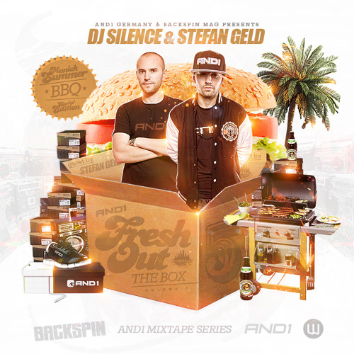 Dj-$ilence, Stefan Geld & AND1 - Fresh Out The Box Vol.5 (Munich Summer BBQ Special Edition)