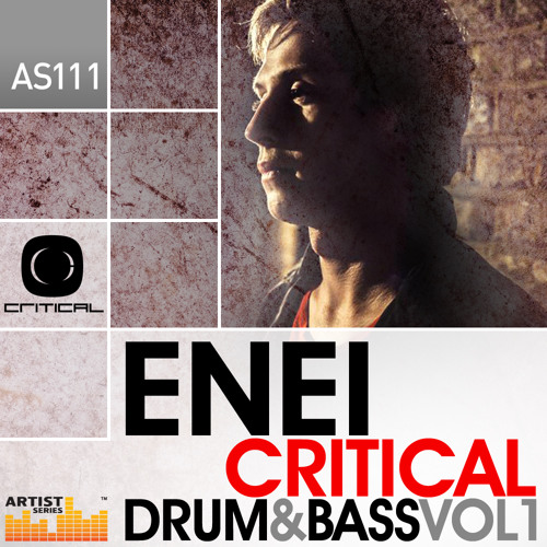 ENEI | CRITICAL Drum & Bass Vol.1 | LoopMasters Pack