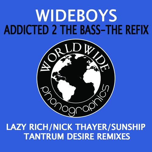 Once Woz Nice - Messin Around - Wideboys Remix