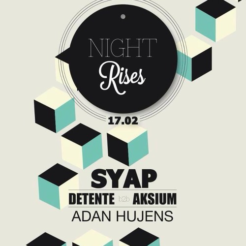 2013.02.17 - Syap @ Night Rises, Mistral, Aix-en-Provence, FR