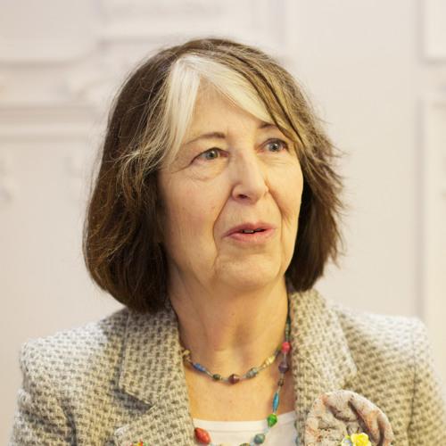 Prof. Dawn Ades (CBE) speaking about artist Siron Franco