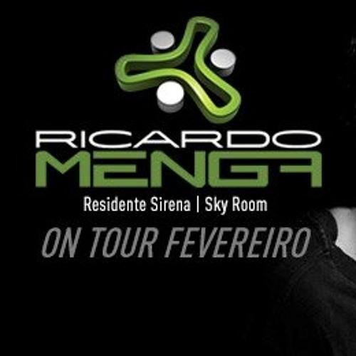 Ricardo Menga Warm up Bob Sinclair Sirena 09 Fev. 2013