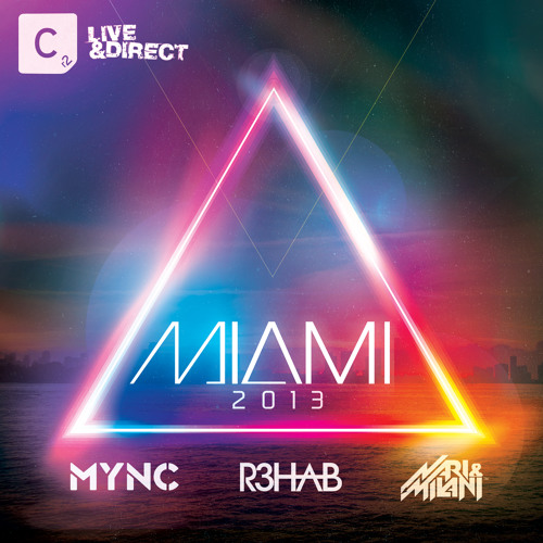 Live & Direct - Miami 2013 | Disc 1: MYNC (Teaser Mix)