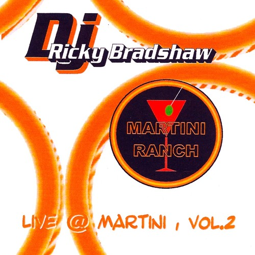 Dj Ricky Bradshaw Live @ the Martini Ranch