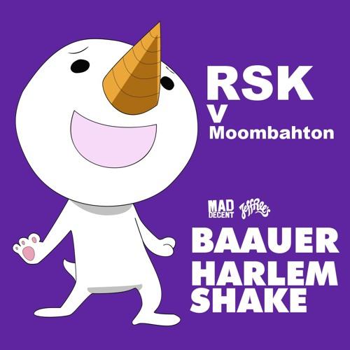 Baauer - Harlem Shake (RSK vMoombahton) FREE DOWNLOAD