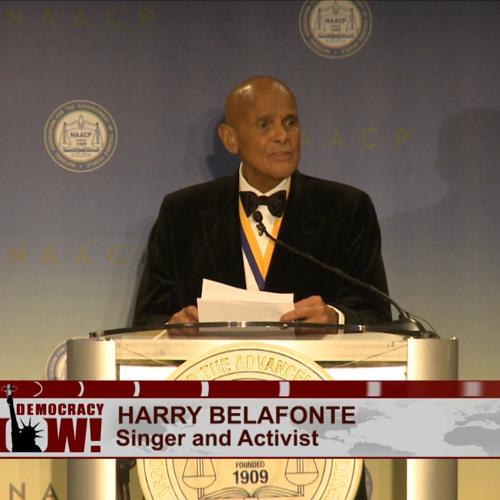 """Lift Every Voice"": Potential Senate Hopeful Cory Booker Praises Harry Belafonte's Life of Activism"