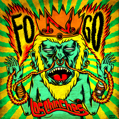 Los Chinches - 'Fongo' album teaser mix