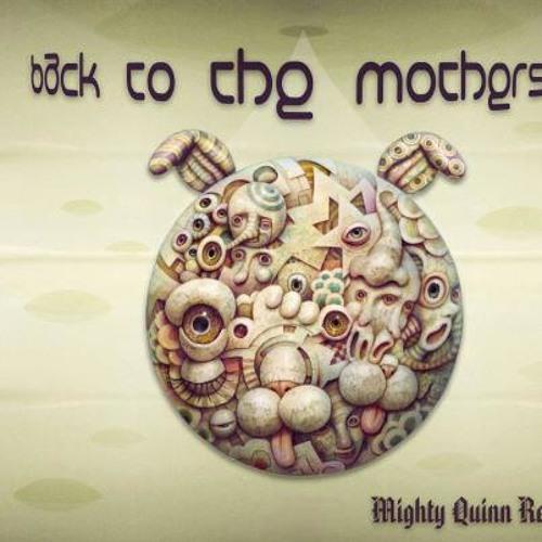 Gu-HAGAKURE( mighty quinn rec/  Back to the Mothership)