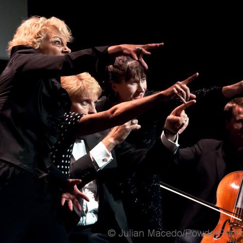 La Vie En Rose - Impropera improvisation