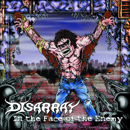 DISARRAY - Voice Of Reason
