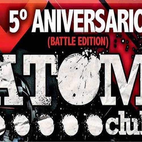 Brome - Countdown to Atom Club Anniversary 18-02-2013 (Schranz Set)