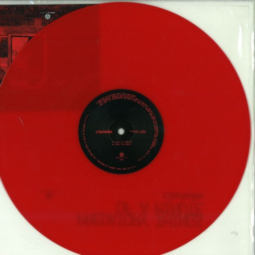 "Delete - Neva (VVV remix)  [Available Now // Red 12""]"