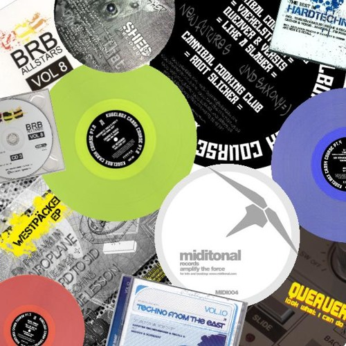 Queaver DJ mix | Summary QV Tunes 2004-2013 (18.02.2013)