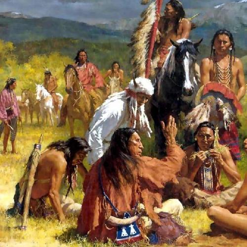 Lakota Flute Overture