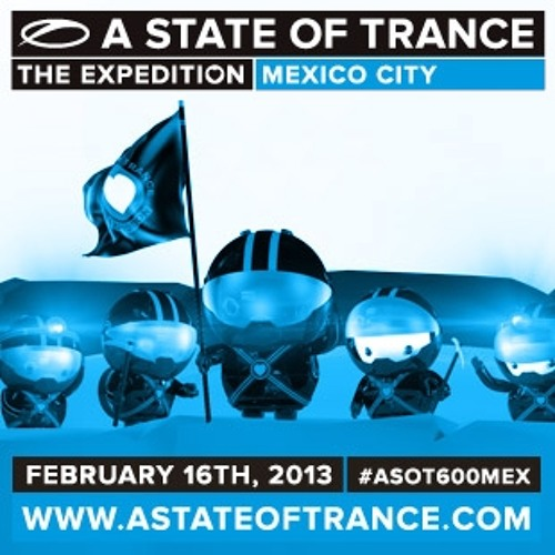 W&W - Live at A State Of Trance 600, Mexico City, Mexico