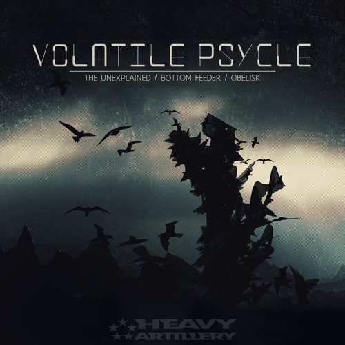 Volatile Psycle - The Unexplained (out now!)