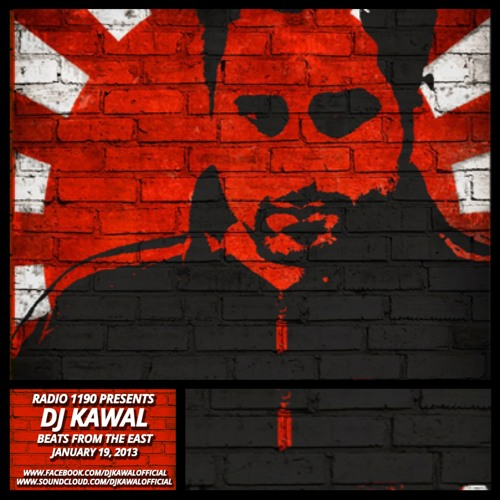 BeatsFromTheEast Jan 19th ft DJ Kawal!