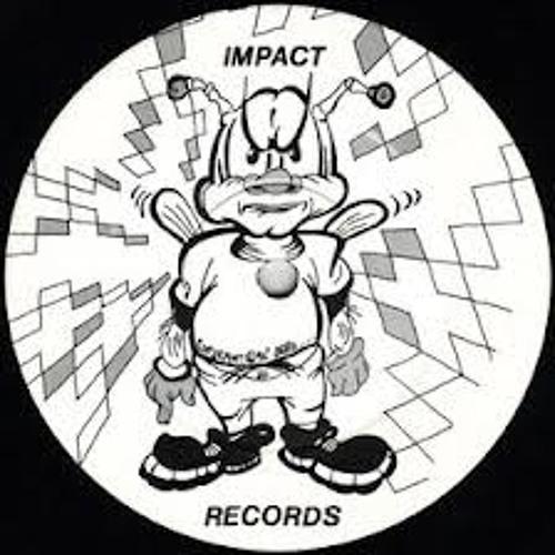 KJM - Impact Records Mix   (1992/93)