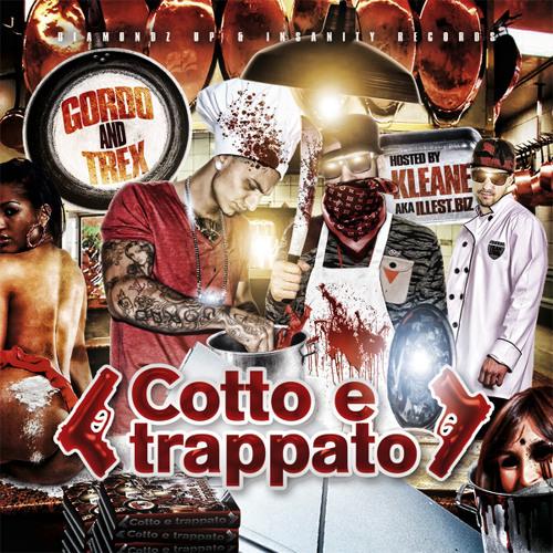GORDO & TREX - I MIEI RAGAZZI CUCINANO RMX feat. MAX MACHETE