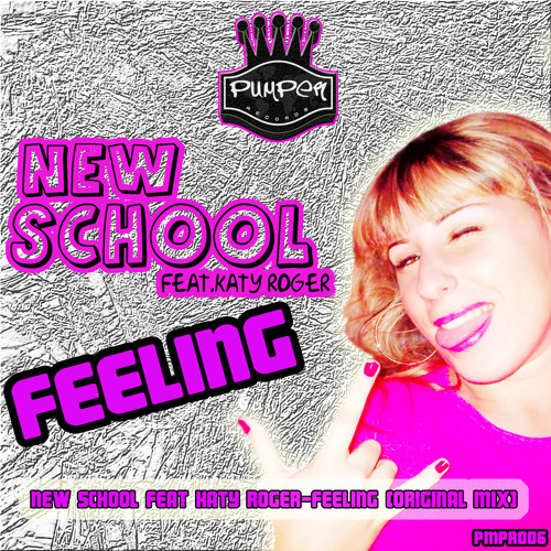 The New School Feat. Katy Roger-Feelling-(Original mix)