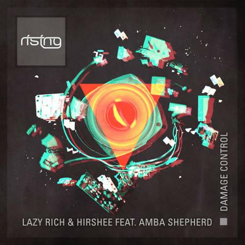 Lazy Rich & Hirshee ft. Amba Shepherd - Damage Control (Azme remix)