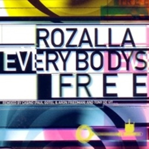 Rozalla - Everybodys Free (Acid Duo Bootleg)