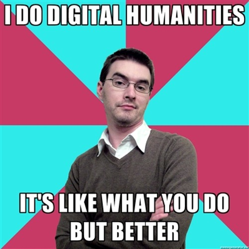 Exploring Digital Humanities