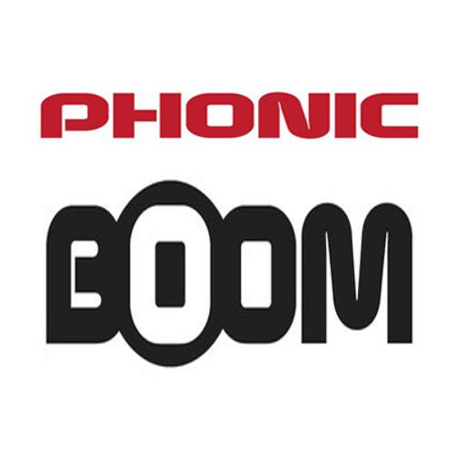 Phonic Boom 003