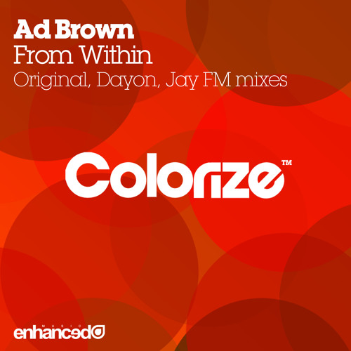 Ad Brown - From Within (Original Mix)