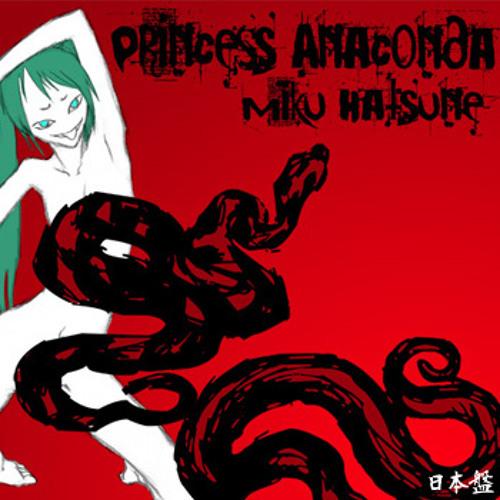 jun tokito(邪界ニドヘグ) - Princess Anaconda (mus.hiba Remix)