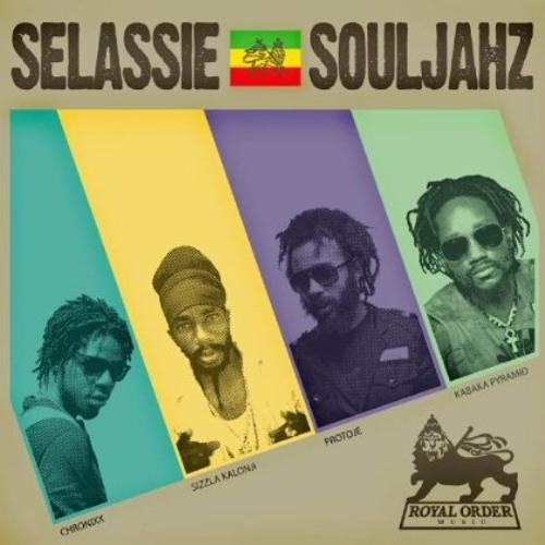 Chronixx feat. Sizzla, Kabaka Pyramid & Protoje - Selassie Souljahz [Release: Feb 19th 2013]