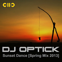 Dj Optick - Sunset Dance [Spring Mix 2013]