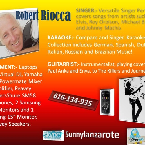 Robert Riocca- The Thunder Rolls