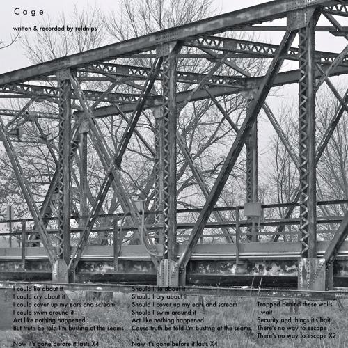 Cage - SOLICITUDE - reldnips / Nick Kleese