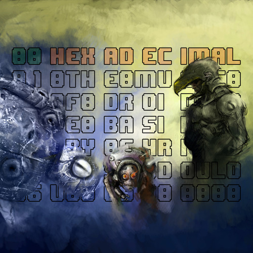 Hexadecimal - The Music of Droidscape Basilica