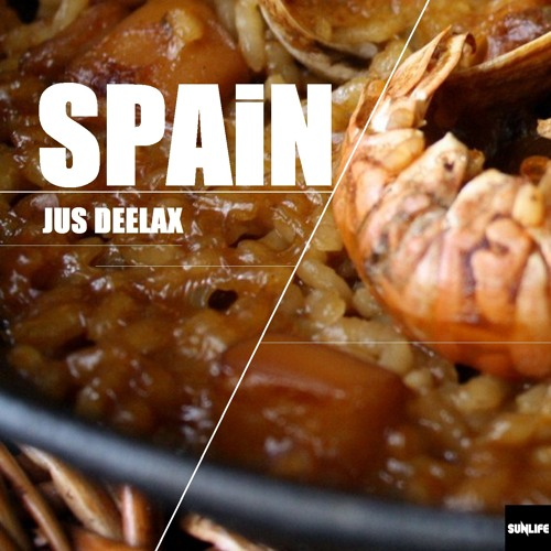 Jus Deelax - Spain (Original mix)