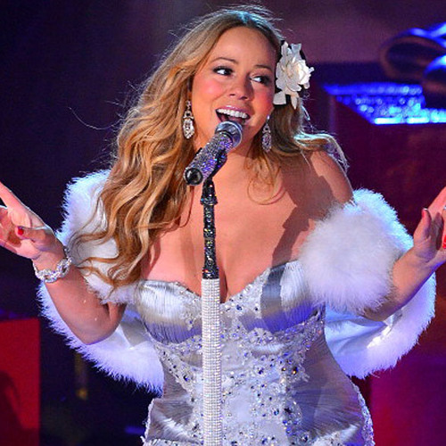 """Direct from Hollywood: Listen to Mariah Carey's New Single """"Almost Home"""""""